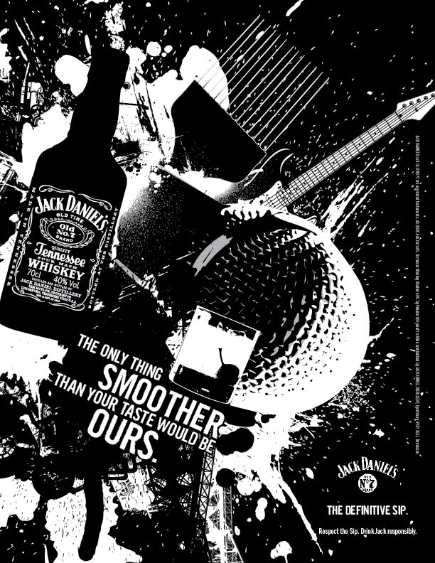 Jack Daniel's Art Direction