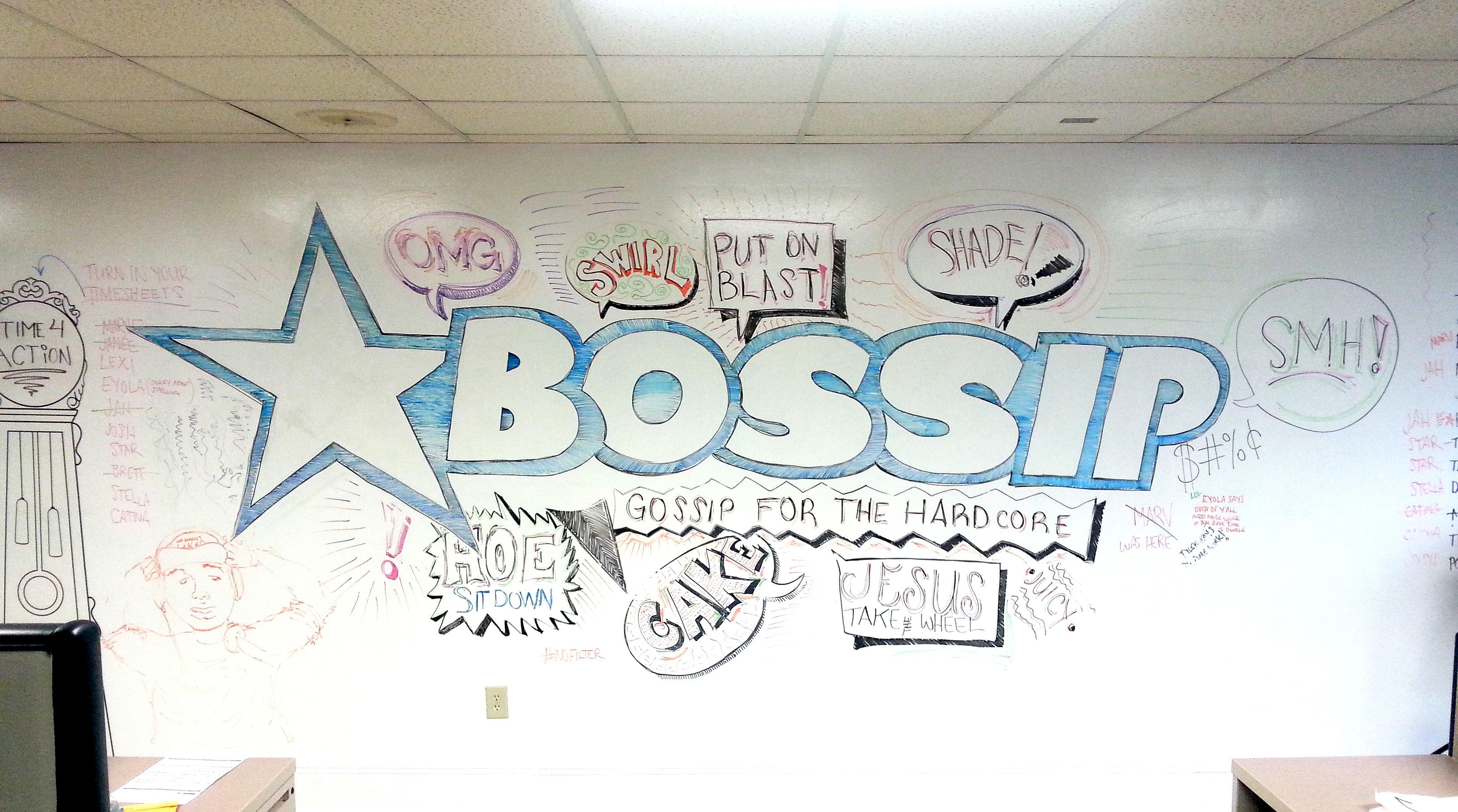 BossipTV-Mural