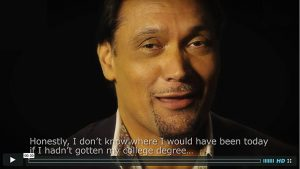 AARP :30 PSA Starring Jimmy Smits